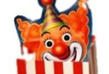 Kindergeburtstag - Zirkusparty / kids' birthday party with circus theme