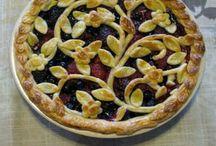 Dessert Pies / Dessert pies I'd love to make