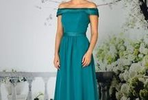 Dresses for your Bridesmaids. / Still searching for your Bridesmaid dresses?  Here at Wedding Vows we do a selection of Bridesmaid dresses that come in a variety of colours designed by Ronald Joyce and The 125 Collection. Lots of styles to choose.. from straps to strapless to lace to chiffon.  Remember your Bridesmaids don't have to be in the same style dress.. have the same colour but a different style!