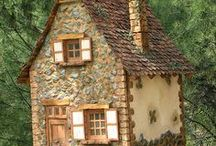 Cute houses and home ideas