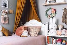 interior design: girls' rooms