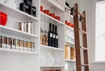 interior design: pantries