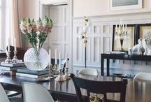 interior design: dining rooms