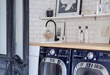 interior design: laundry rooms