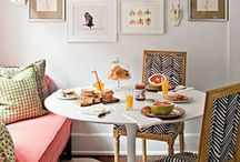 interior design: breakfast nooks