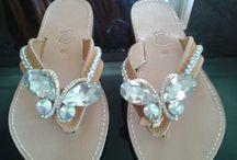 Handmade by Emily / Handmade sandals