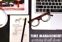 academics: time management (study plans & schedules)