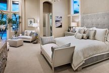 Bedroom / Colour and decorative ideas