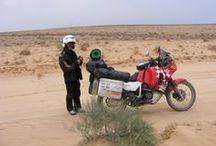 Mongolia / Motorral Mongoliaba
