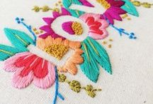 DIY: embroidery
