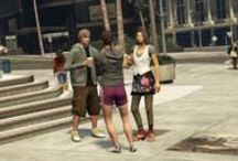People / NPC's from GTA V / I don't own yet Next Gen console so I'm able now to post only pictures from Last Gen wersion  in near future possible is that I'll change title of group on People / NPC's from Games :)