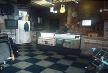 Shops in Games / my goal is to make pictures of Shops from different games. Sorry for low quality of those pictures but the most important to me is to get or give just only idea/inspiration etc. I don't own the good camera and I'm not a PC gamer