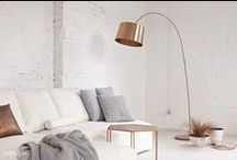 SBI | COPPER in vogue / perfect copper and rose gold accents to give your space character