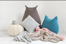 SBI | fluffy WINTER interior / Interiors with high quality materials (mohair, cashmere, angora, alpaca) for long winter evenings.