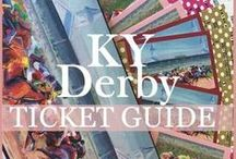Kentucky Derby / Everything Kentucky Derby! From things you need to know if you are attending the race to tips on how to host a fab Derby party at your home.