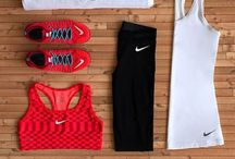 Exercise gear / Fav outfits to exercise in