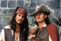 Pirates of the carabbean / Yo ho yo ho let's go to the adventure