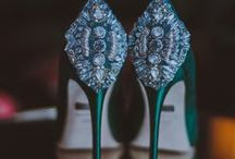Emerald Hues / For the love to all things emerald green, the color of harmony and balance