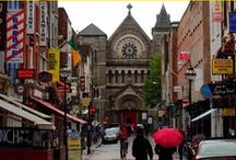 IRELAND / A visit to the Emerald Isle is like visiting a magical land filled with beautiful scenery, friendly people, delicious food, and wonderful folklore.