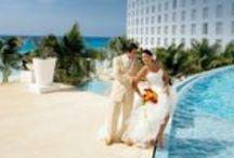Le Blanc Spa Resort Cancun Mexico / Le Blanc Spa Resort- Destination Weddings. It has the perfect Wedding gazebo. Service and amenities Ultra 5-Star!