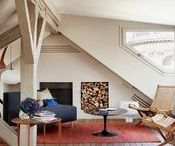 interior design: attics