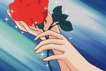anime. / [boujee weeb land]   anime/fandom board  