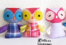 owls / by Lucy Allen