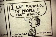 Peanuts - - - / by Larry DeWein