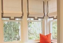 Windows / Curtains, drapes, shades and other window treaments