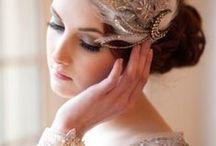 Wedding: Gatsby style / Wedding inspiration: Gatsby style