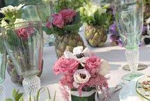 Wedding table inspiration / Inspiration for wedding table decoration
