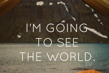 Travel inspiration  / All things travel!