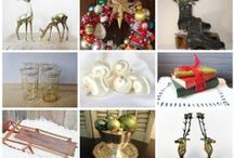 Winter & Christmas Decor / Holiday decor ideas