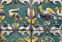 Carreaux, pattern
