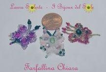 Collezione Farfallina Chiara / Little butterfly Chiara collection