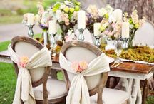 Wedding Receptions & Themes