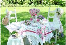 Love Garden Tea Parties