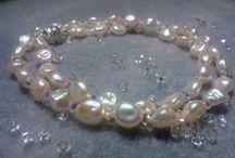 Bracciali - Bracelet / Bracciali realizzati a mano con perle naturali, pietre dure semipreziose, cristalli, perline. Disponibili su ordinazione in vari colori ed abbinamenti