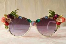 Sunglasses / Cute