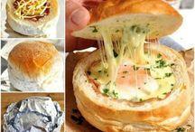 Breakfast Ideas / Yummy!