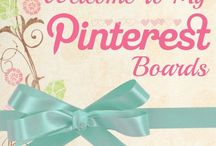 Welcome to Pinterest