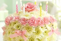 Birthday Cakes & Cakes
