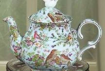 Lovely Teapots / ❤️Tea is a cup of LOVE❤️