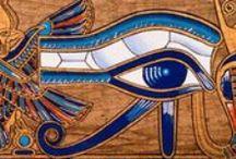 Egipto / Historia en imagenes del Antiguo Egipto