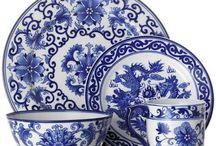 FineChina / Dinnerware / by vina boestami