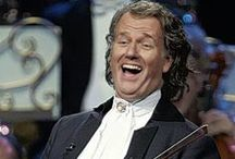 Andre Rieu / by Larry DeWein