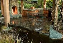 Outdoor Spaces / Great Outdoor Room Ideas