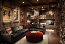 Man Cave / Great Man Cave Ideas