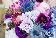 Wedding flowers inspiration / Wedding bouquet inspiration