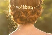 Hair and Makeup / Wedding Hair ideas